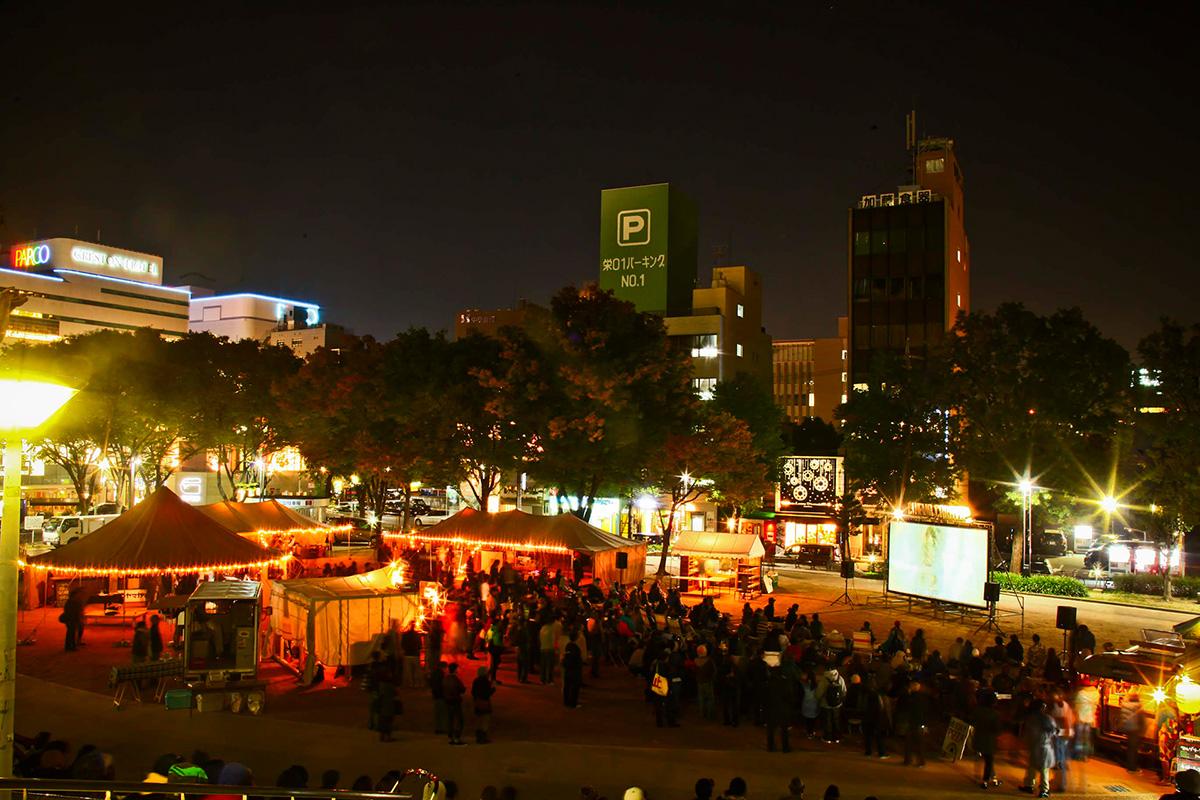CINEMA CARAVAN in 東京国際映画祭