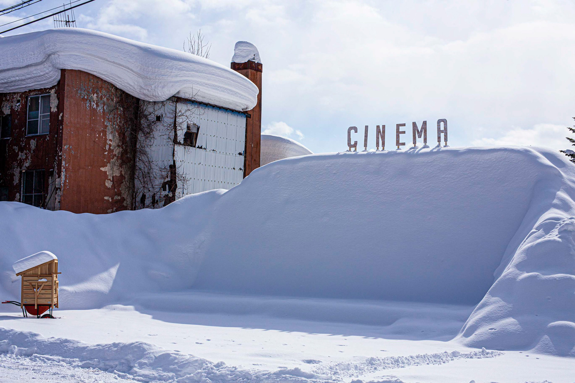 CINEMA CARAVAN in 夕張国際ファンタスティック映画祭